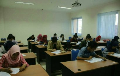 TOPSI, Try Out Pertama FT-UB